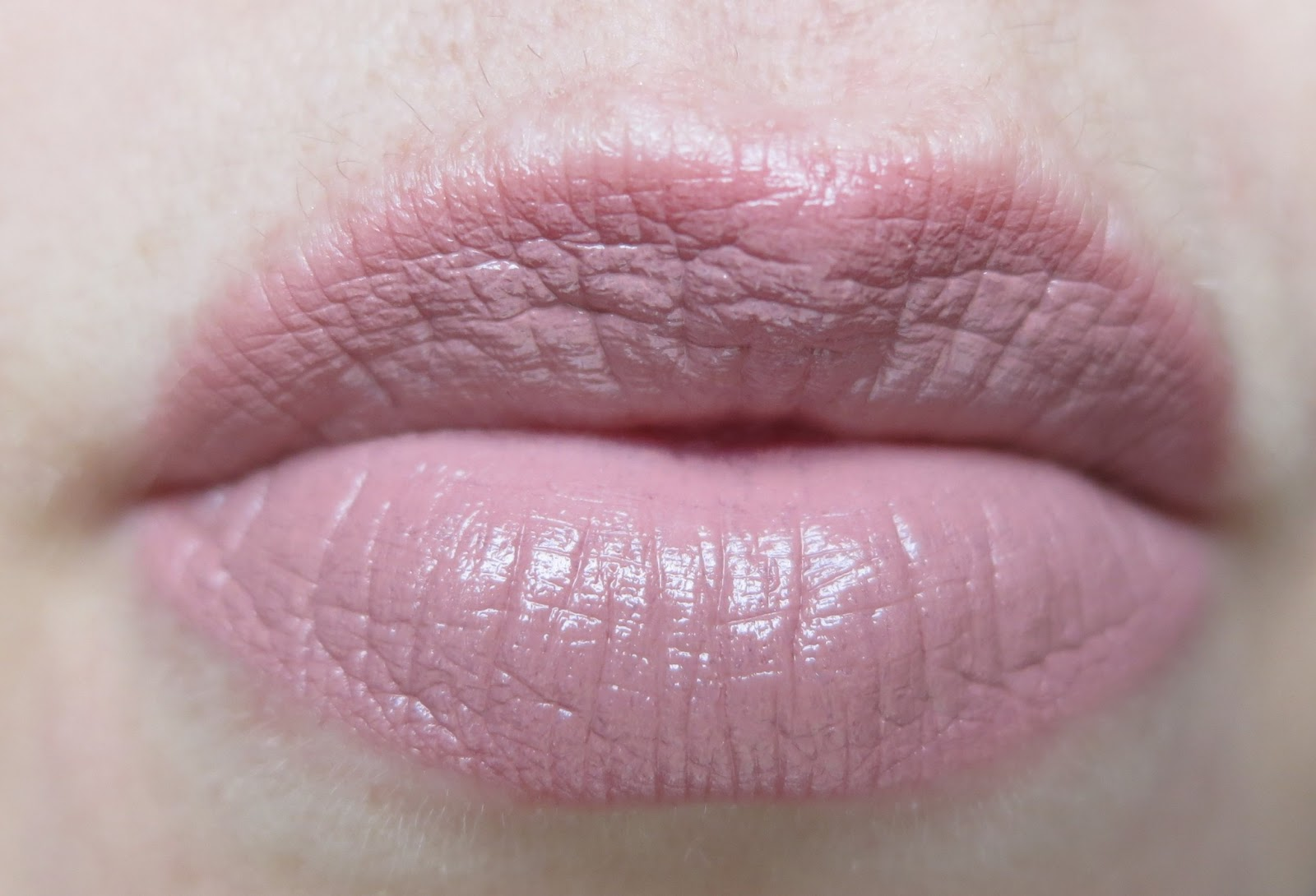 Past, Present, Future: MAC Lipstick Blankety
