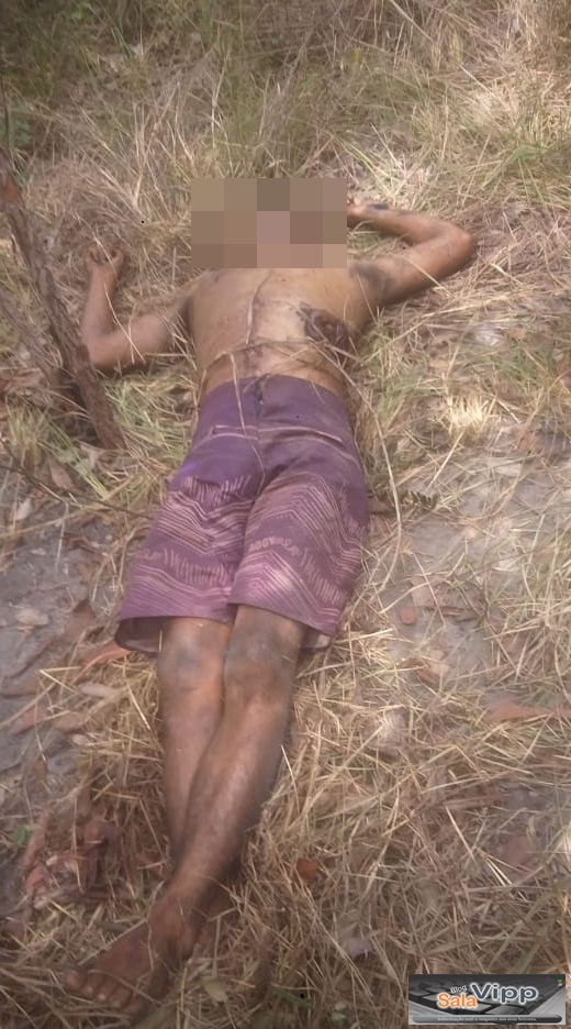 Moradores encontram Cadáver do segundo bandido que confrontou PMs no povoado Quebra Coco, em Buriti MA