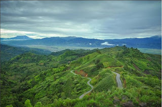 destinasi lintas sumatera bukit khayangan sungai penuh