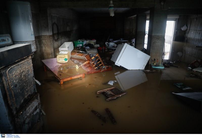 Καταγραφή πληγέντων από τα ακραία καιρικά φαινόμενα της Παρασκευής 22 Νοεμβρίου στον Δήμο Αριστοτέλη
