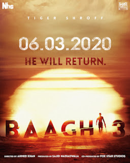 Baaghi 3 Full Movie Download by Filmywap Watch Online