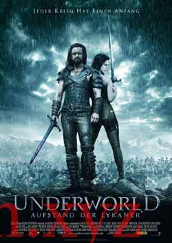 مشاهده فيلم Underworld: Rise of the Lycans 2009 مترجم