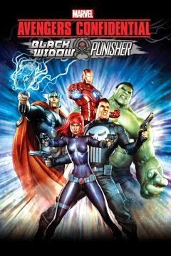 Avengers Los Archivos Secretos: Black Widow y Punisher en Español Latino
