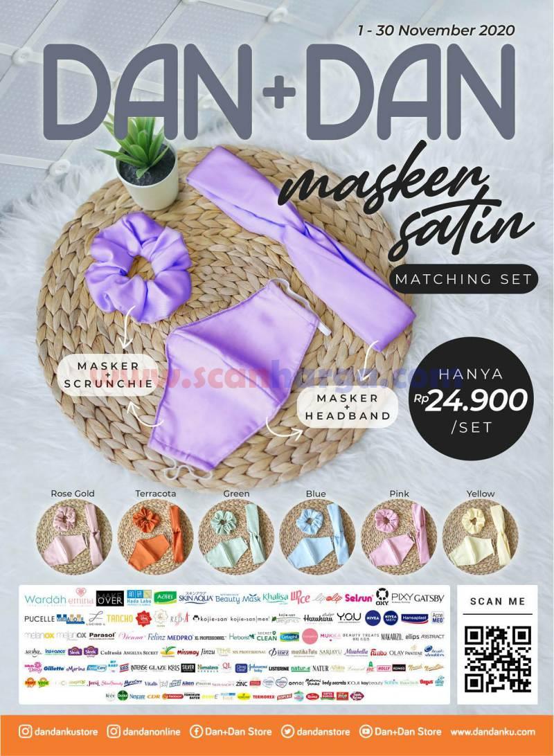 Katalog Promo Harga DAN+DAN Terbaru Periode 1 - 30 November 2020