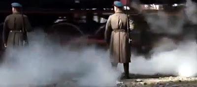 film katyń sceny kolejowe