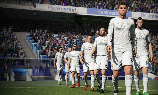 تحميل لعبة فيفا FIFA 2018 كاملة للكمبيوتر روابط مباشرة وترونت