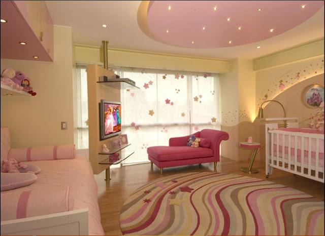 Dormitorios para bebes for Cuartos para ninos sims 4