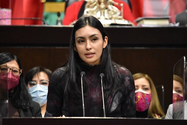 Con reformas legales, los tres niveles de gobierno deberán atender, erradicar y sancionar la violencia simbólica y mediática: Frida Esparza