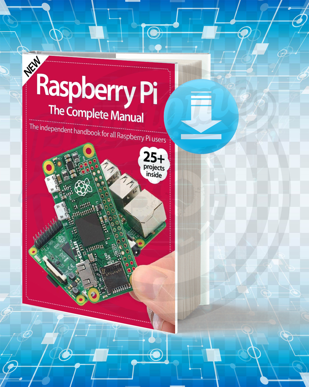Free Book Raspberry Pi The Complete Manual pdf.