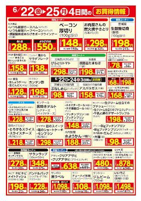 6/22(金)〜6/25(月) 4日間のお買得情報