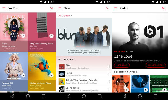 Install Apple Music on Android Phone
