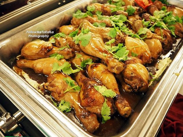Roast Chicken Drumstick Sous Vide Chicken Breast With Oriental BBQ Sauce