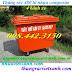Thùng rác 480 lít nhựa composite giá sốc – khuyến mãi lớn call 0984423150 – Huyền