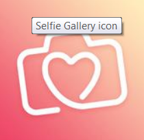 Selfie Gallery for Android