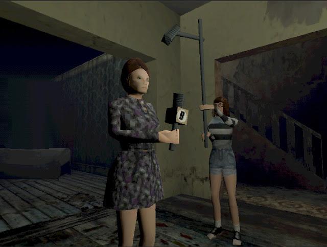 لعبة Murder house