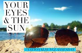 Happy National Sunglasses Day