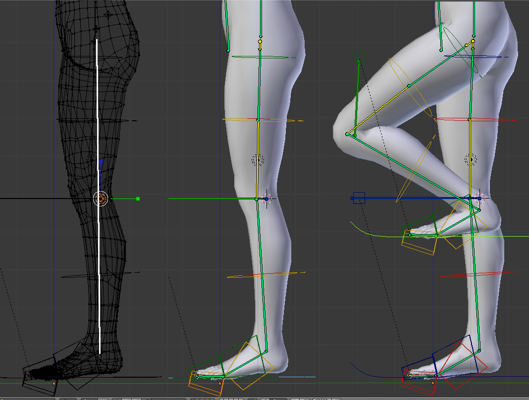 Skinning a 3D Character Model