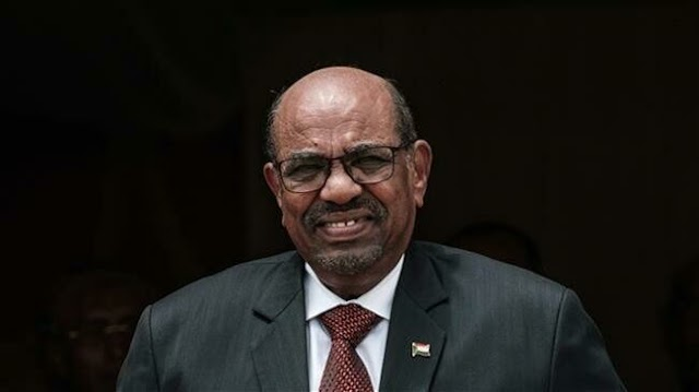 Ousted Sudanese President Omar al-Bashir charged with corruption