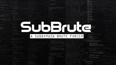 subbrute subdomain bruteforce