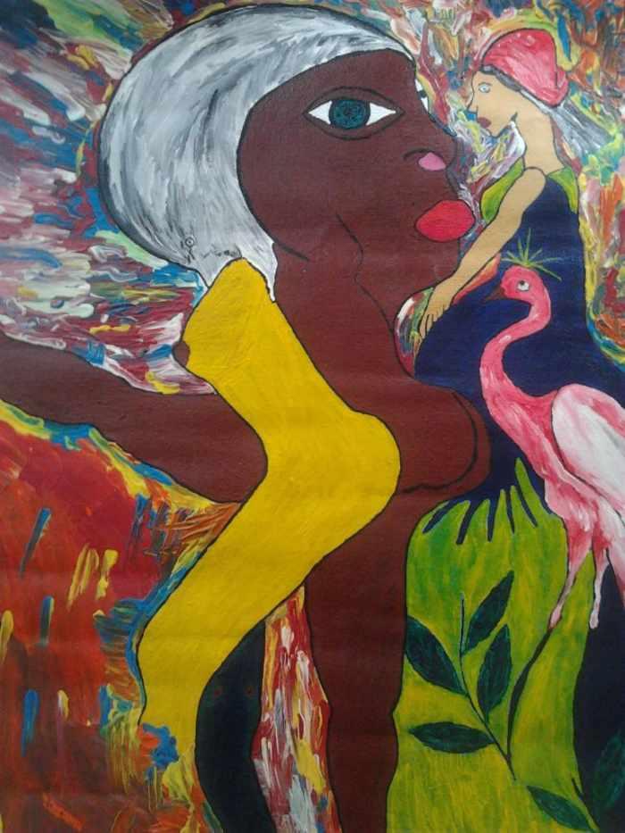 Взрывные цвета. Armel Evrard