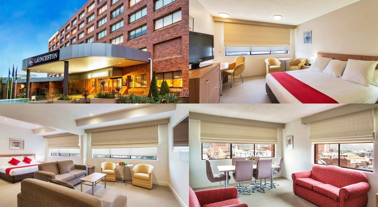 塔斯馬尼亞-住宿-推薦-朗塞斯頓貝斯特韋斯特PLUS酒店-Best-Western-Plus-Launceston-旅館-飯店-酒店-民宿-公寓-澳洲-Tasmania-Hotel-Apartment-Accommodation-Australia