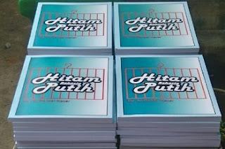 """Update Resi Pembelian Buku """"Rahasia Hitam Putih"""" By Ibi Bandar Kacer"""