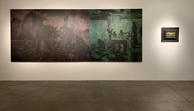 """""""Bruce High Quality Foundation: The End of Western Art"""" exhibition at ACA Galleries"""