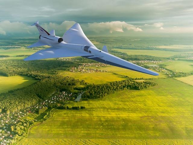 هل أنت مهتم بالطائرات والسفر؟ تحقق من التجميع النهائي المعتمد لطائرة ناسا الجديدة X-59 QueSST: