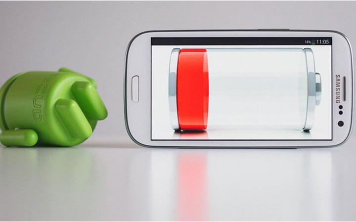 تعرف على أسباب وحل مشكل نفاذ بطارية الهواتف الذكية بسرعة