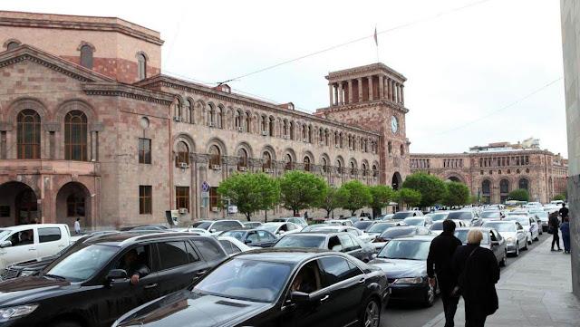 Índice de paz mundial 2020: Armenia y Azerbaiyán