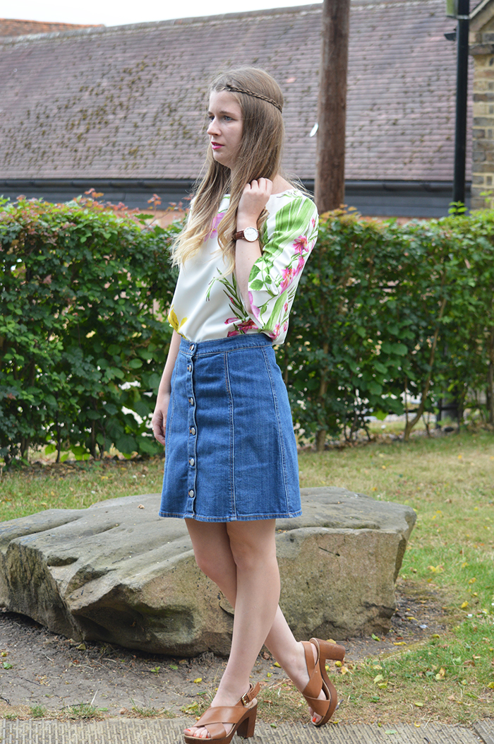 oasis summer top fashion bloggers