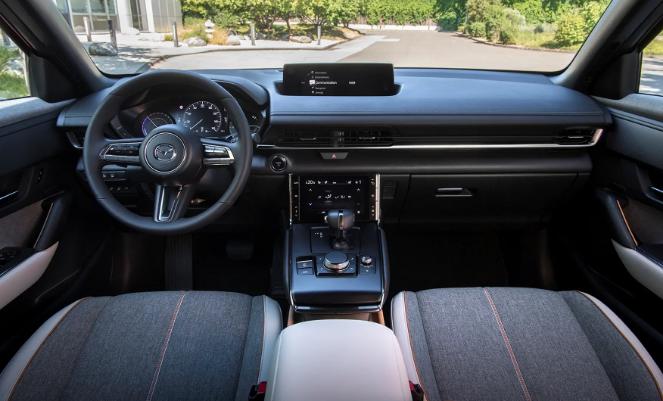 سيارة مازدا ام اكس 2021 Mazda MX-30
