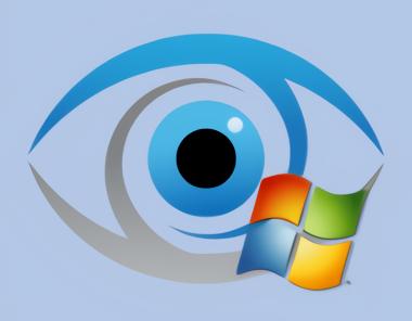 System usage windows logo by masdzikry.com