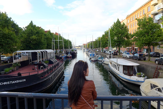Scandinavian Adventures Part One - Hello Copenhagen! ♡