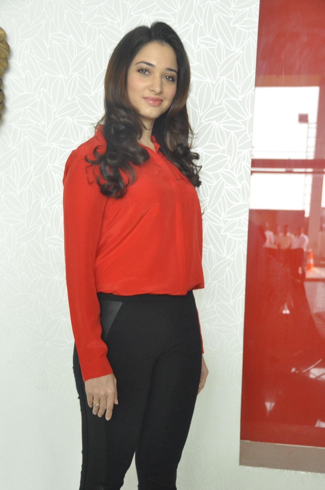 glorious fairy yummy Tamannah bhatia latest photos at tadakha press meet