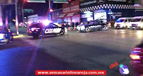 Se consuma otro asesinato en Playa del Carmen