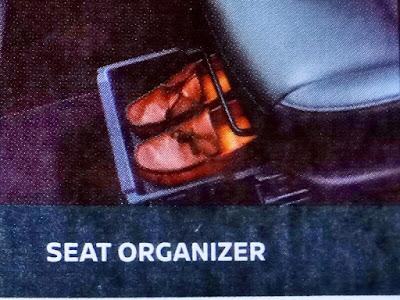Gambar Seat Organizer Nissan Livina