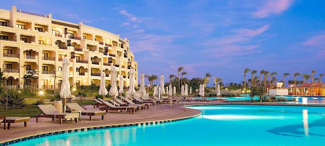Steigenberger Al Dau Beach Resort Hurghada