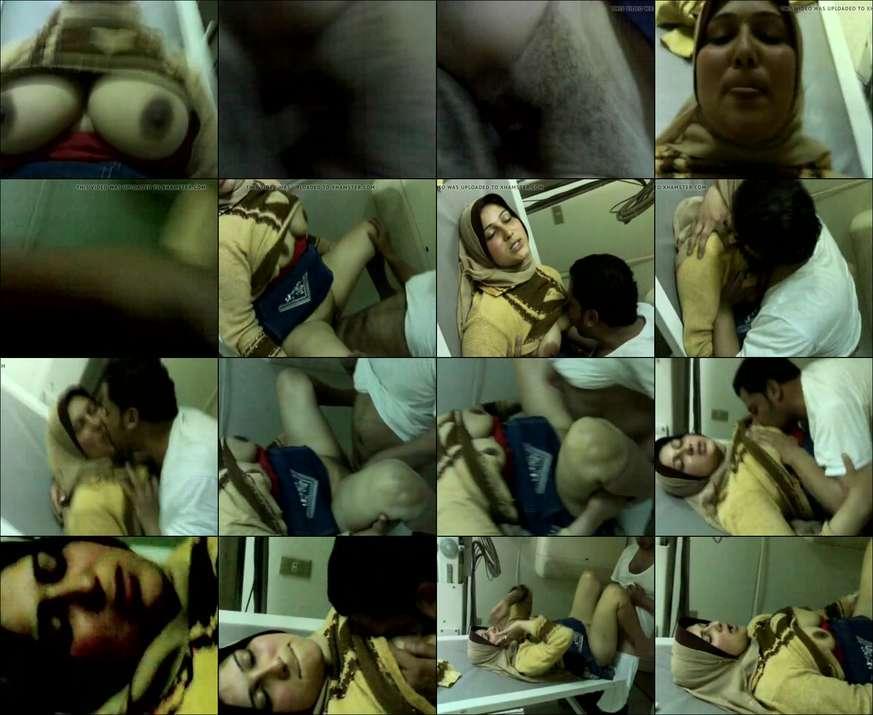 ممرضة تتناك من زميلها فى المستشفى