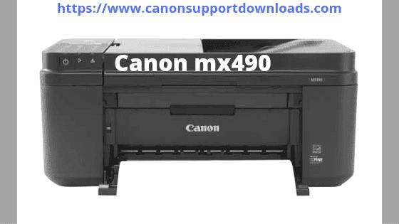Canon MX490