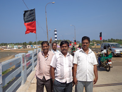 Pulicat Lake Photos with Friends - 2