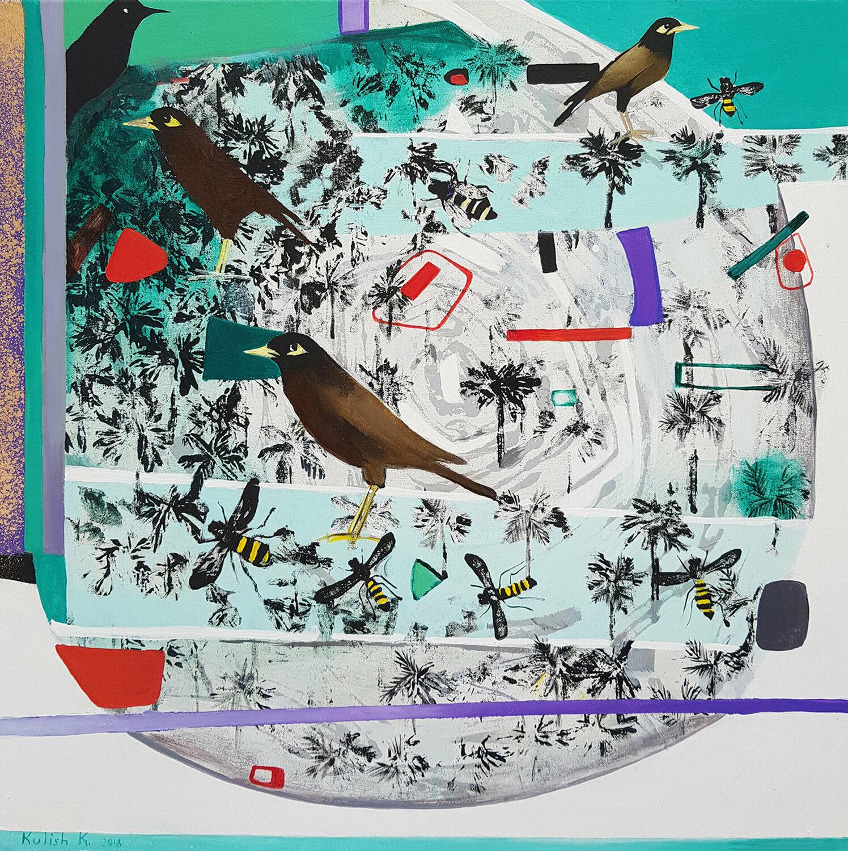 Por amor al arte: Kate Kulish