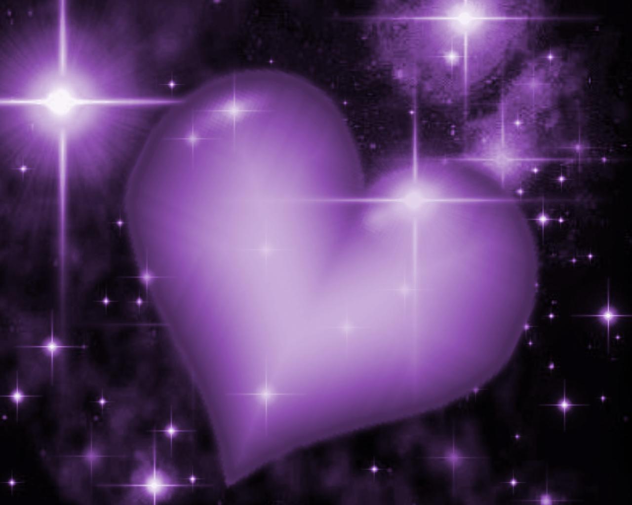 Purple And Black Hearts Wallpaper: Desktop Backgrounds 4U: Purple Backgrounds