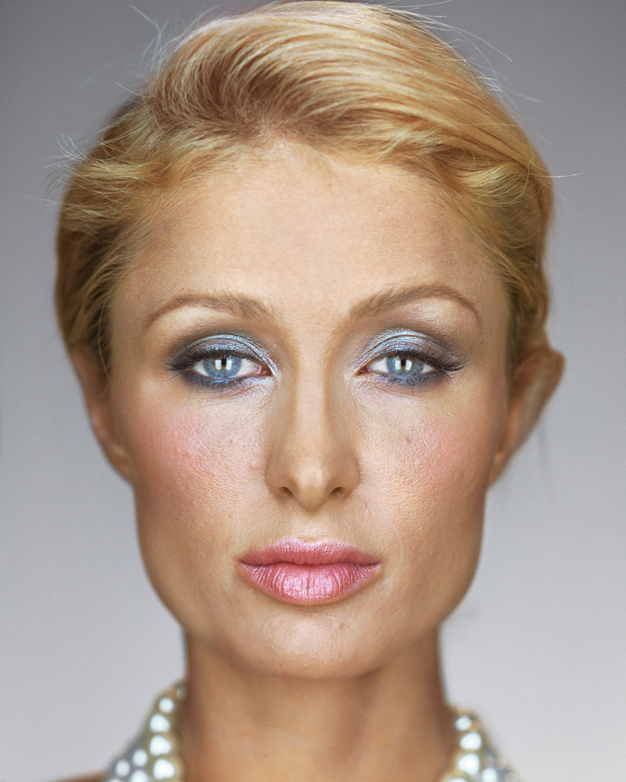 Closeup Portrait Of A: The Reel Foto: Martin Schoeller: Up Close And Personal