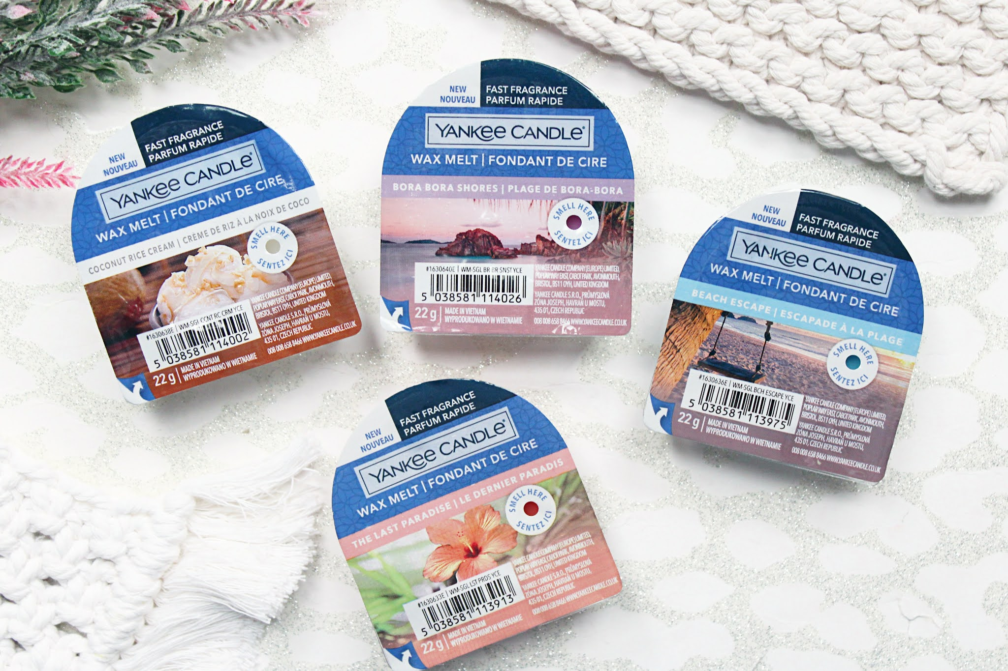 Yankee Candle The Last Paradise Collection (Part One)