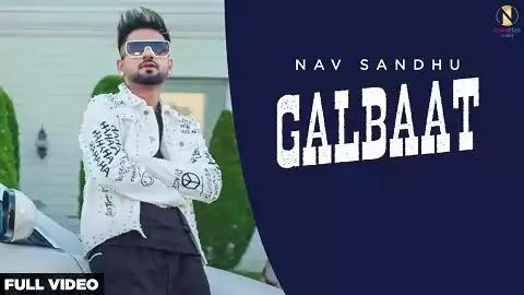 Galbaat Lyrics - Nav Sandhu, Jaymeet
