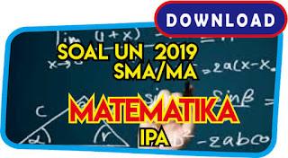 download pembahasan soal UN matematika IPA 2020