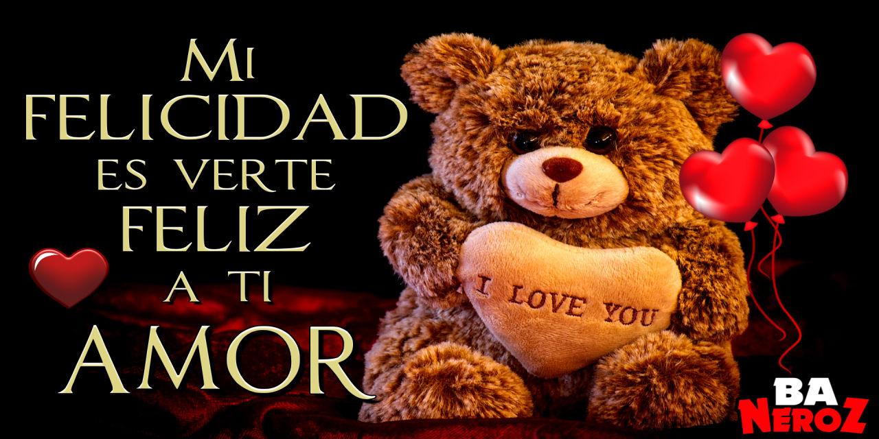 Este mensaje es para ti mi amor