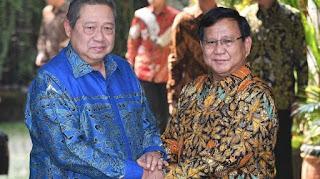 Manuver Cantik Jenderal, Koalisi Prabowo Makin Kuat