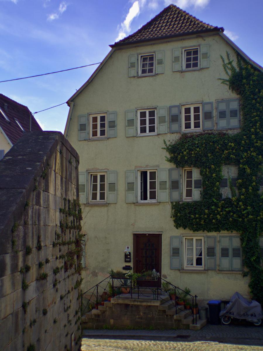 #196 Auto-Miranda f2.8 28mm - Nürtinger Stadtansichten (1)